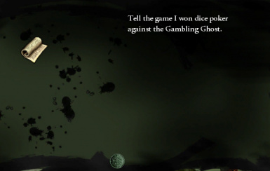 Gambling Ghost Bugfix