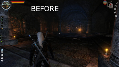 TW1 Lighting Overhaul and guide on improving TW1 visuals.