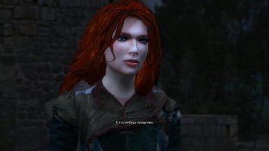 ROTWW Triss skin from older versions