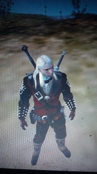 All Geralt's armors