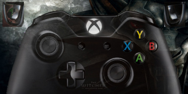 Controller Support for The Witcher - Enhanced Edition - Xpadder Profil