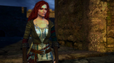 Triss inspired from The Witcher 2