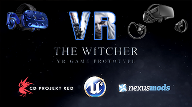 The Witcher Virtual Reality