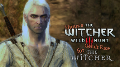 Hiuuz's Witcher 3 Geralt Face for The Witcher
