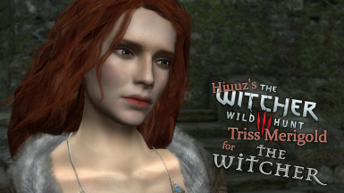 Hiuuz's Witcher 3 Triss Merigold for The Witcher