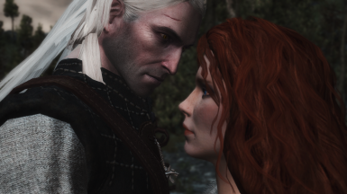 Val Reshade for The Witcher