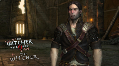 Hiuuz's Witcher 3 Eskel for The Witcher