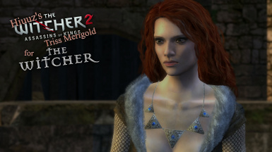 Hiuuz's Witcher 2 Triss Merigold for The Witcher