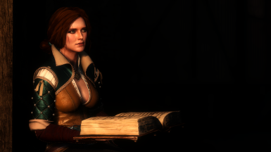 Witcher 2 Save Import - The Neutral Path And Triss