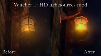 Improved HD Lightsources