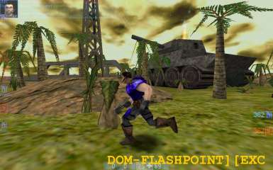 DOM-FLASHPOINT II EX 64 V2