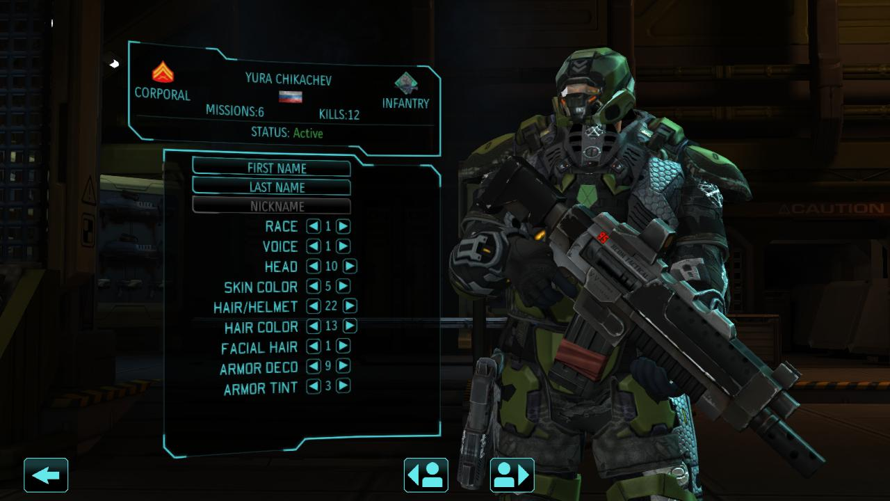XCOM Tier One and Two Operator Retexture Pack EU and EW at ...