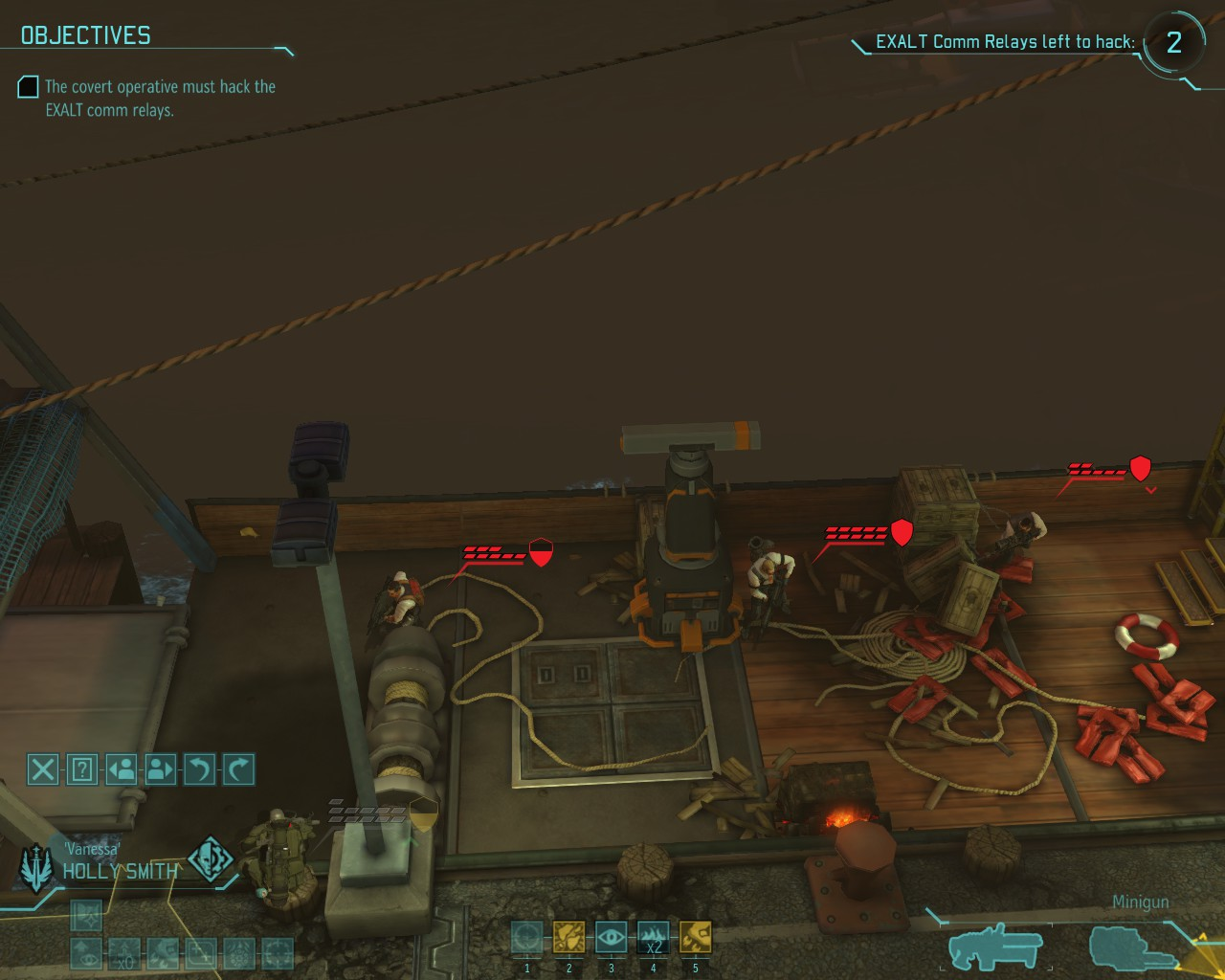 Exalt missions reworked at xcom enemy unknown nexus mods for Portent xcom mission