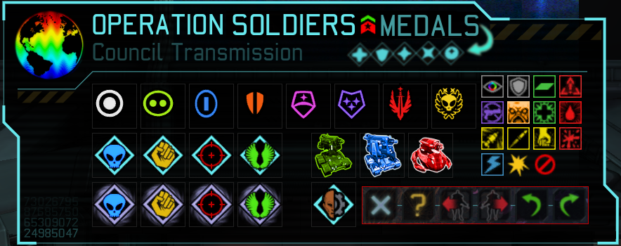 Re CoLoRing Projects Version THREE At XCOM Enemy Unknown Nexus