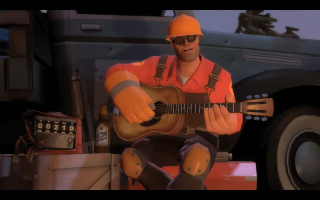 Team fortress 2 Engineer at XCOM Enemy Unknown Nexus - mods and