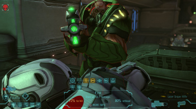 Muton up Close and Personal