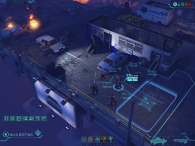 XCOM Randomized