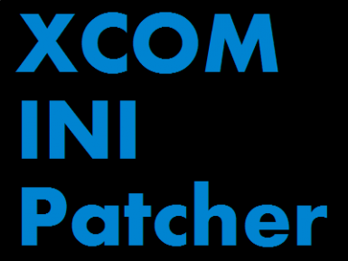 XCOM INI Patcher