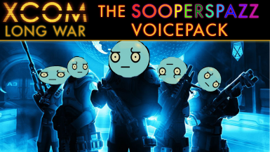 Sooperspazz Voice Pack