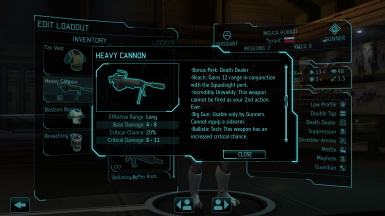 Heavy Cannon