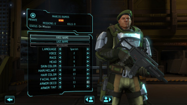 XCom Long War Armor Deco Full Unlock