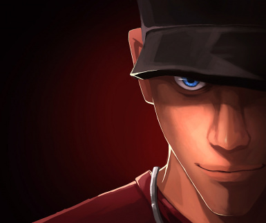 tf2 scout by biggreenpepper d5aaeze