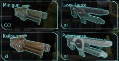 Mec's Weapons art and model Fixed (for long war)