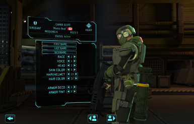 Tactical Ballistic Weapons At XCOM Enemy Unknown Nexus