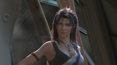 Final Fantasy XIII's trilogy - Oerba Yun Fang Voice Pack