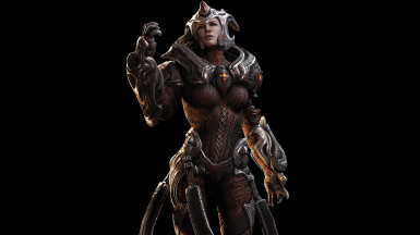 Gears Of War 1 - 2 and 3 - Queen Myrrah Voice Pack
