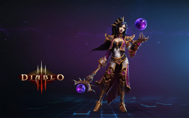 Diablo 3 and Heroes of the Storm - Li-Ming Voicepack