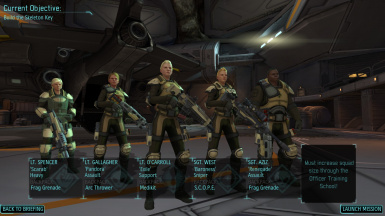 Revamped Xcom Nicknames - Continual WIP