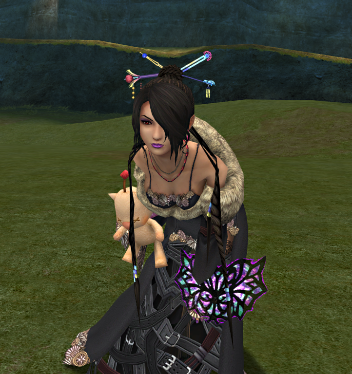 FFX - Modest Lulu V2 (Less Revealing Clothing) at Final