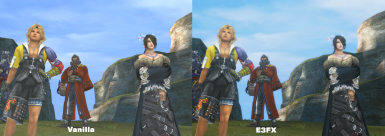 E3FX Reshade for FFX
