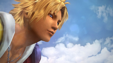 Tidus HD Re-Texture 8K and 4K Catachrism