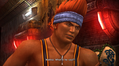 Wakka HD Re-Texture 8K and 4K Catachrism