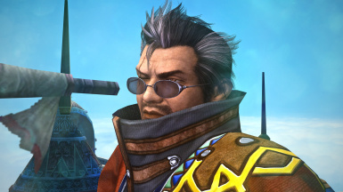 Auron HD Re-texture 8K and 4K Catachrism