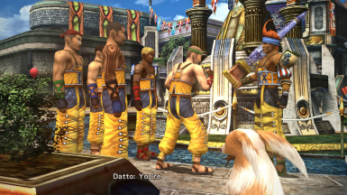FFX ReShade 3 with UnX 0 9 x Compatibility -Catachrism preset at