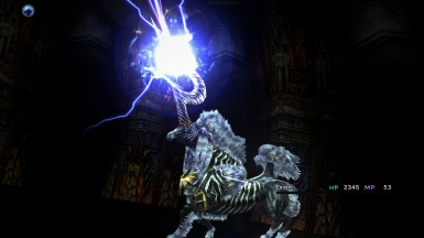 Ixion HD Re-Texture Catachrism
