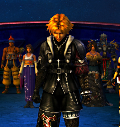 Kilbannes Gothic Outfits Set - Tidus Edition at Final