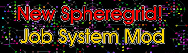 NEW SPHERE GRID MOD Job System Version