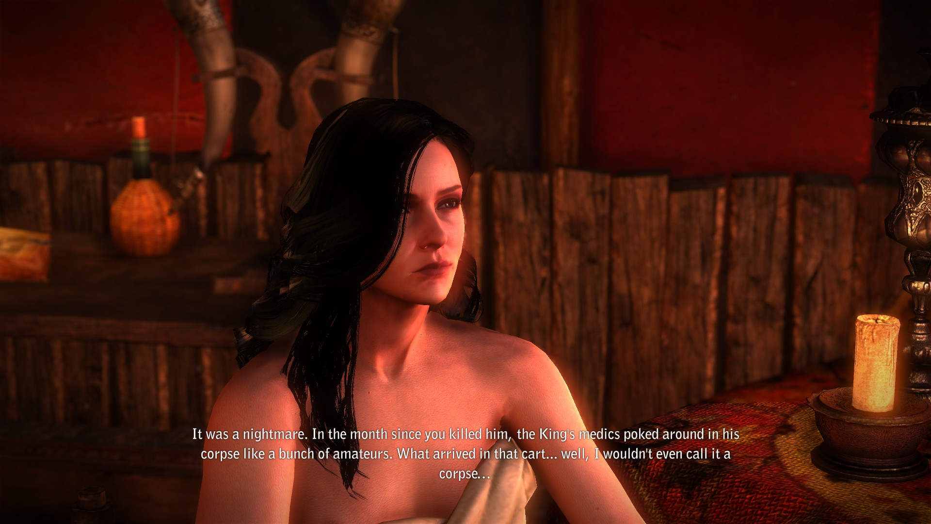 Witcher 2 nudity mod sex images
