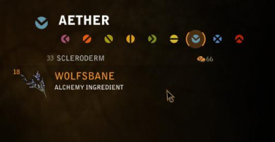 enhanced and more challenging alchemy