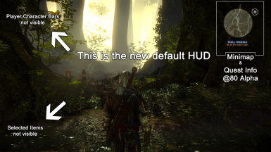 new default HUD