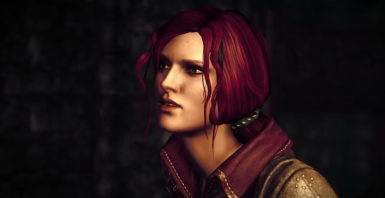Playable Triss