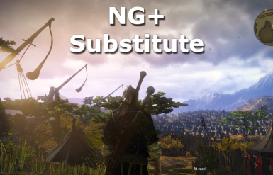 NGplus substitute mod compilation