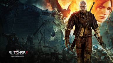 The Witcher 2 - End Game Save