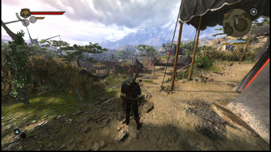 Witcher 2 - FOV 90 - Image 2