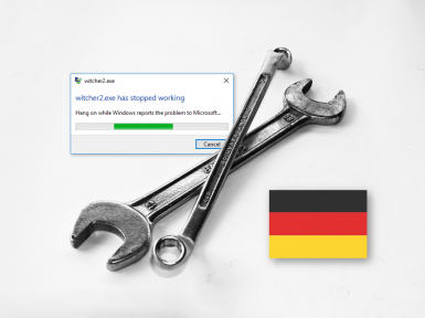 Crash Fix for German Enhanced Edition (NEW)
