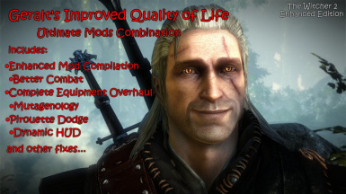 Geralt's Improved Quality of Life